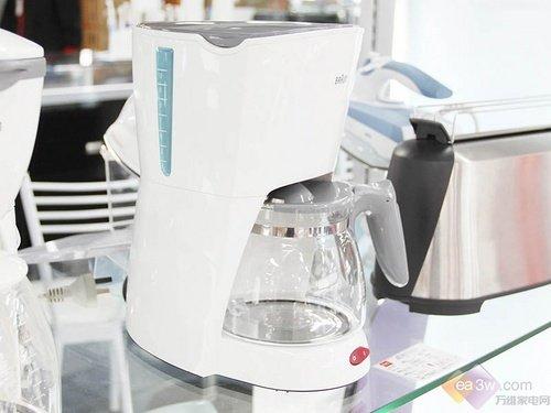 博朗咖啡壶FK400推荐 售价669元