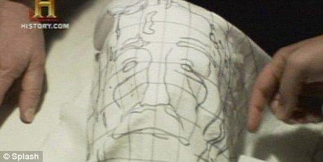 """3D照片重现耶稣""""真容"""" 与画像不太相似(图)"""