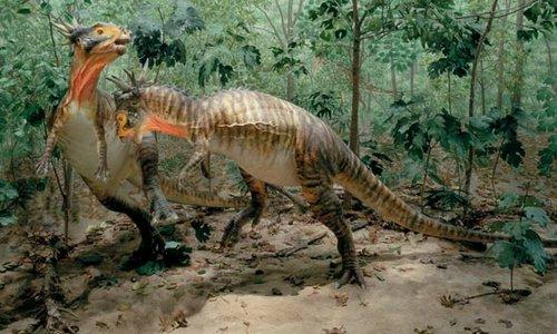 火山活动造就恐龙两亿多年前霸权地球(图)