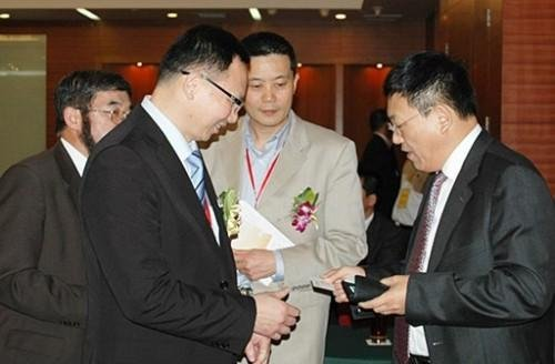 戴维尼受邀参加中国深圳IT领袖峰会