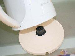 飞利浦电水壶HD4681双重过滤更纯净