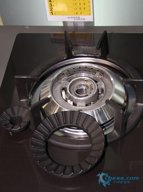 华帝燃气灶B801D特价 三环旋转火设计