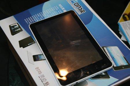 山寨iPad现身深圳电子消费者 售价仅为900元