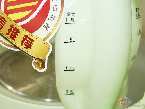 东菱电水壶XB-6998G推荐 给生活清新