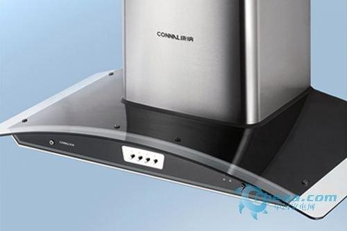康纳TD07悦动烟机评测 舞动厨房华尔兹