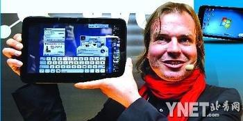 谷歌开发平板电脑叫板iPad 可能采用Android