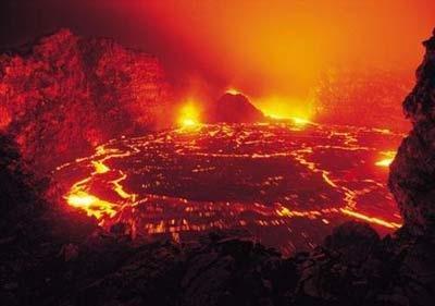 专家称火山喷发会改变原有生态 或现新物种