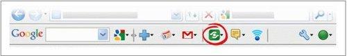 谷歌工具栏增分享健:共享网址到各社交平台