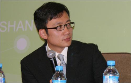 艾瑞总裁杨伟庆