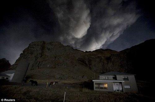 冰岛火山灰带来北京酸雨?专家称可能性不大