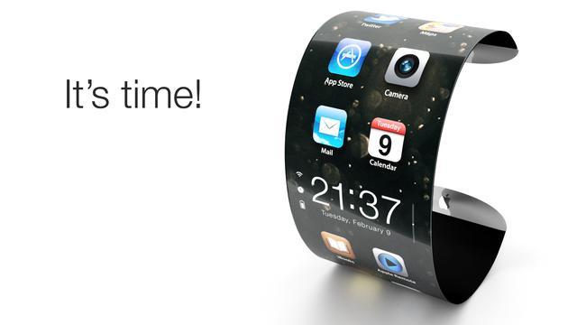iWatch将推多个价位版本 苹果曾定价400美元
