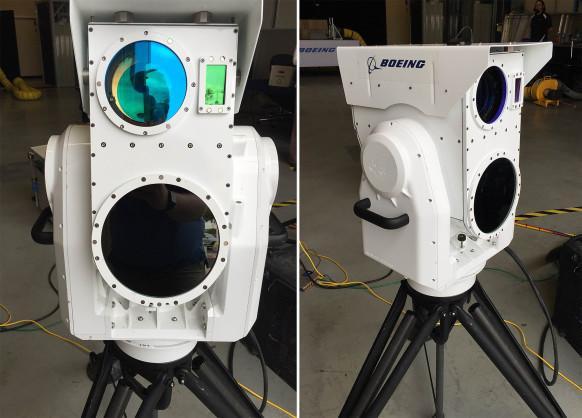 波音公司推出激光炮 专打无人机