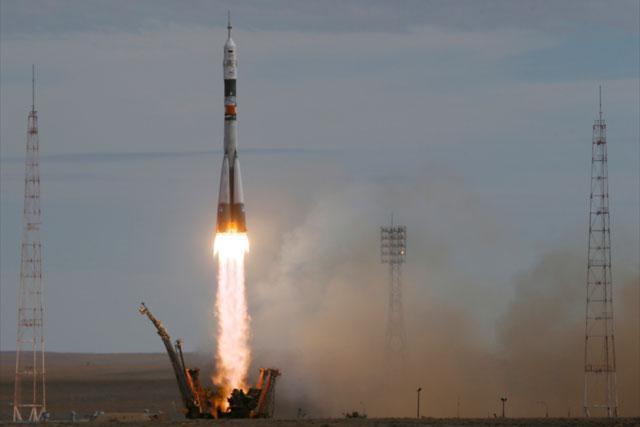 联盟TMA-18M发射成功 丹麦人首次进入太空