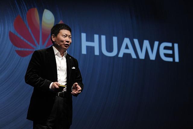 华为余承东:五年内成为全球第一手机制造商