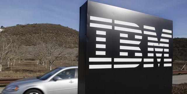 IBM熊冠道琼斯工业平均指数成份股
