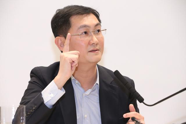 马化腾谈微信收费:一个月微信承担3亿成本