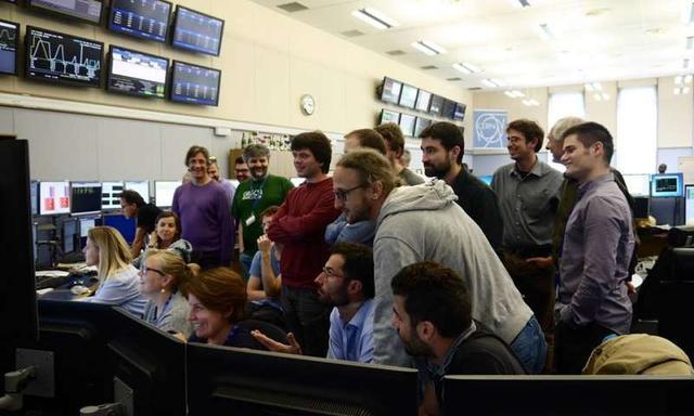 """欧核中心开机测试新技术 粒子加速器有望""""瘦身""""为桌面大小"""