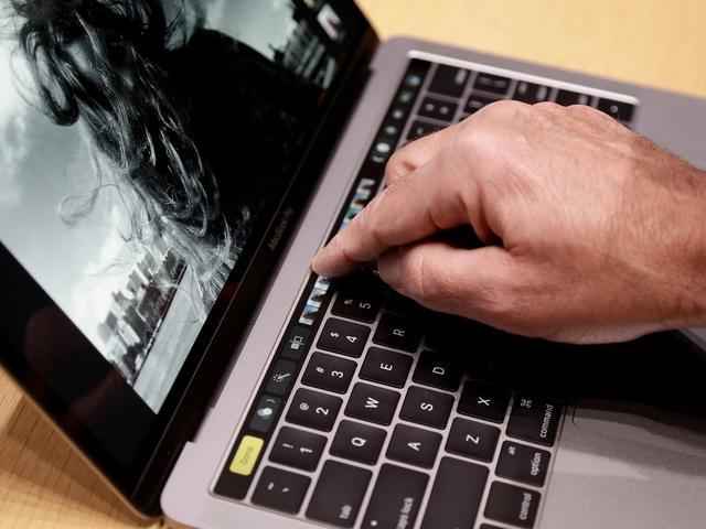 苹果最新触摸条版MacBook Pro无法升级