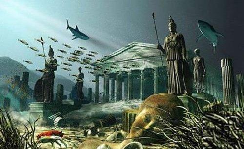 专家称失落的古城亚特兰蒂斯或在苏格兰海底