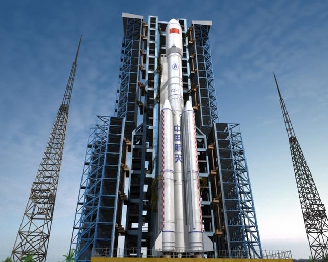 长七火箭的最重要任务就是给航天员送吃的、用的