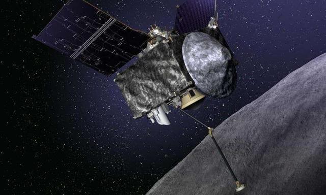 美国宇航局即将发射小行星采样探测器