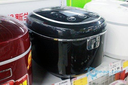 全面提升营养美味 看美的电饭煲FZ4081