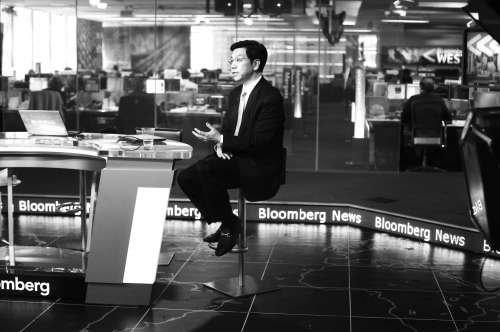 彭博商业周刊:中国的创新偶像李开复