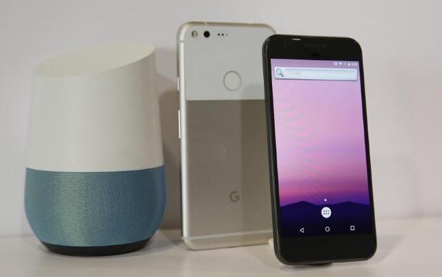 谷歌造手机纯属自娱自乐:年销售50万部市场份额几乎为零