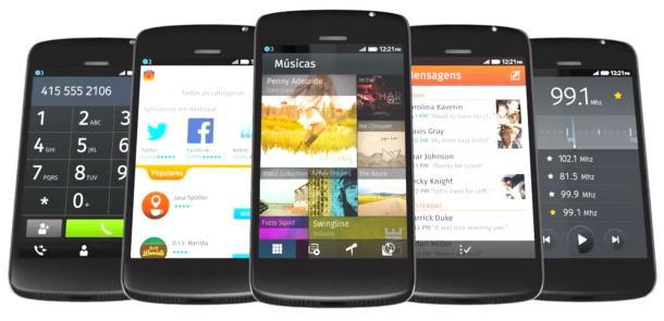 火狐OS锁定低端智能手机市场