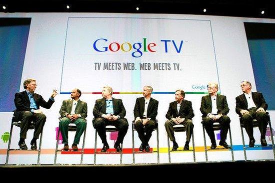 Google TV:谷歌的下一个大麻烦