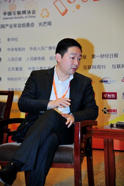 铜板街CEO何俊