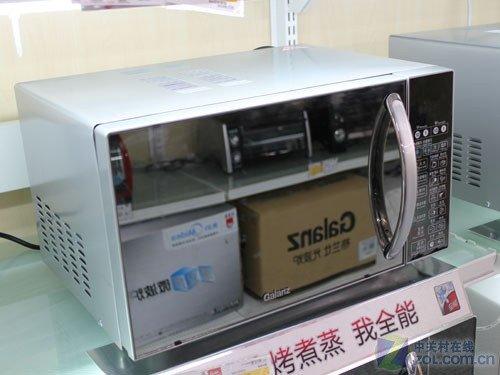 格兰仕微波炉售519元 光波微波组合烧烤