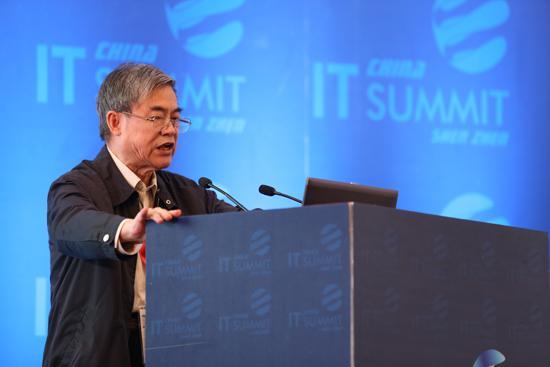 邬贺铨:互联网企业将颠覆传统产业