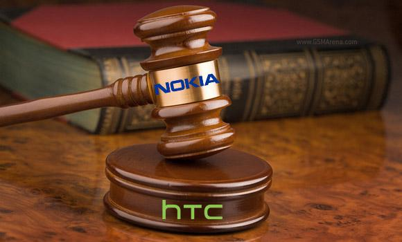 诺基亚连胜三局:HTC再遭德国禁售