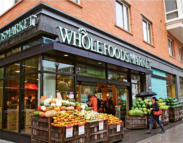 传亚马逊收购全食超市公司后要裁员 走平价路线