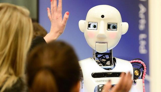 有心事不愿说出来?找机器人倾诉可能会让你舒服很多