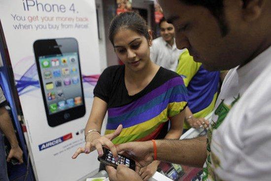 路透社:移动互联网的未来属于亚洲市场