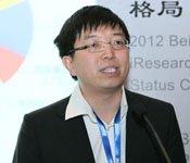 艾瑞咨询集团总裁杨伟庆
