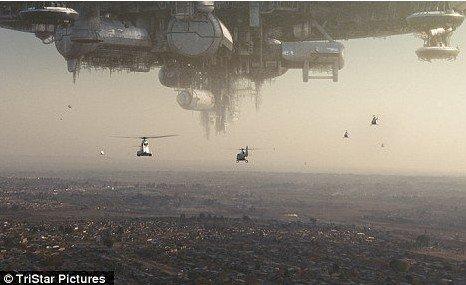 地球消耗过度引危机 人类或遭外星人毁灭攻击