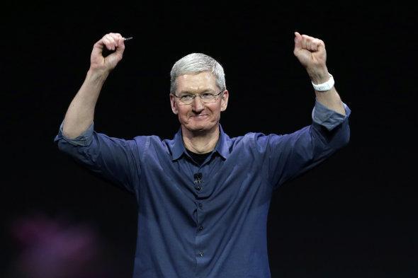 苹果CEO库克:Apple Pay已和2500家银行合作