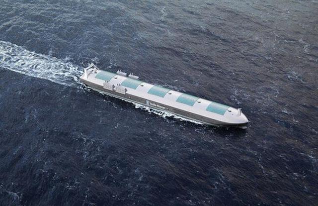 劳斯莱斯研发无人驾驶货轮:水手失业有助于减排
