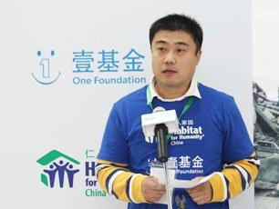 联想商用事业部市场总监王东发言(图)
