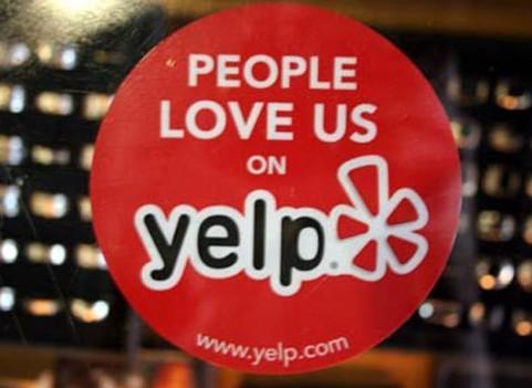 雅虎宣布结盟Yelp 搜索引擎将整合Yelp数据