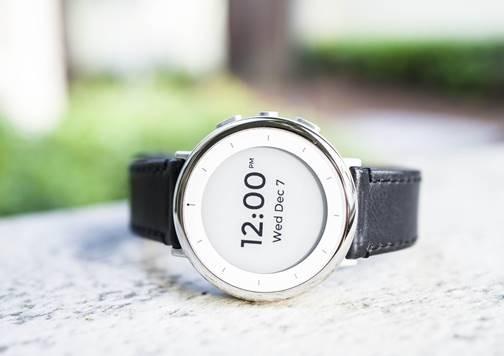 谷歌生命科学公司Verily发布健康跟踪智能手表