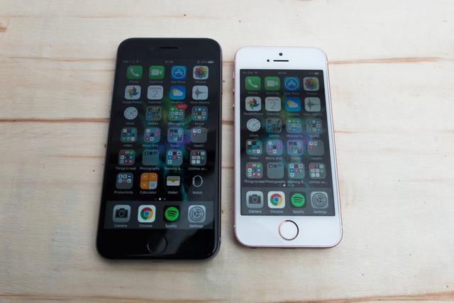 iPhone SE对比iPhone 6s:你应该买哪款手机?