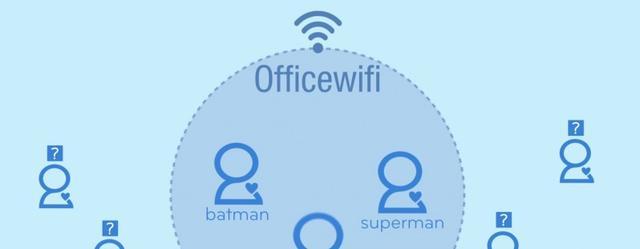 这款应用能让你与同一WiFi网络的人匿名聊天