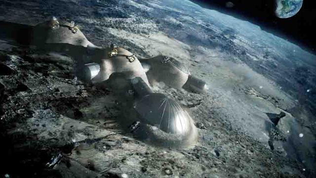 重返月球至关重要