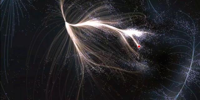 拉尼亚凯亚:4亿光年的宇宙家园