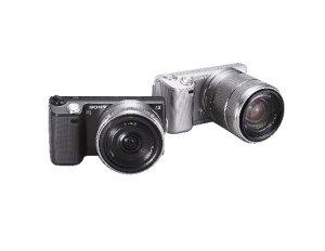 """索尼推""""微单""""开辟相机市场新格局"""