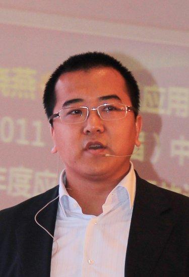 淘米网联合创始人程云鹏